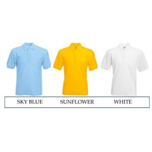 Printed Polo Shirts for businesses gifts