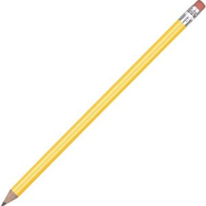 Promotional FSC Wooden Pencil with Eraser for school gifts