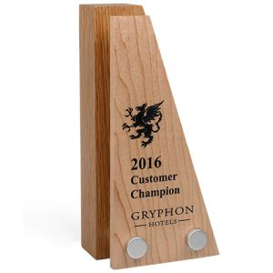 Custom Branded Awards for Corporate Giveaways