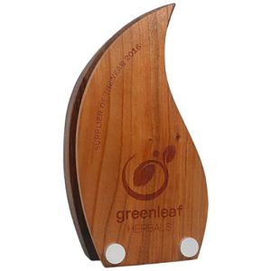 Branded Wooden Awards for Business Gifts