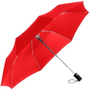 Custom branded umbrellas for festival merchandise