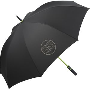 Fare Style Automatic Golf Umbrellas in Black