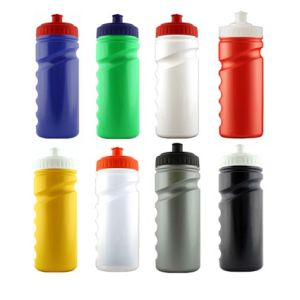 Customised fitness bottles with business branding