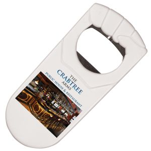 Fist Shaped Bottle Opener in White