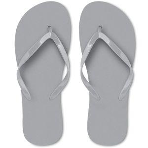 Flip Flops in Grey