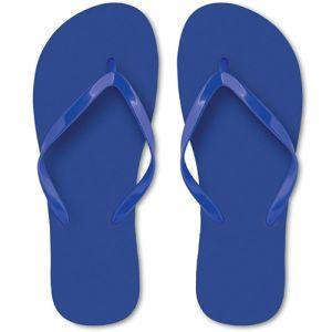 Flip Flops in Blue