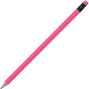 Promotional Fluorescent Pencil with company logos