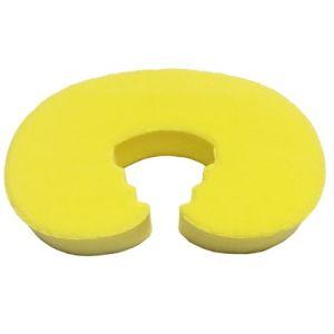 Foam Doorstopper in Yellow