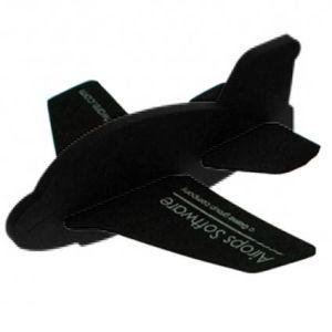 Foam Gliders in Black