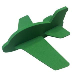 Foam Gliders in Green