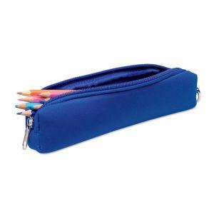 Foam Pencil Cases in Blue