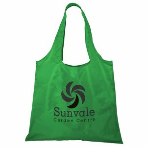 Fold Up Shopper Bags