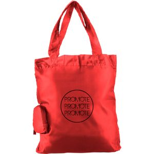 Personalised Foldable Shopping Bags for Business Giveaways