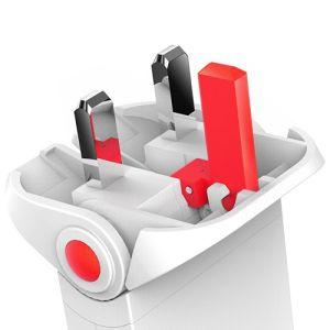 Custom printed USB adaptors for company giveaways