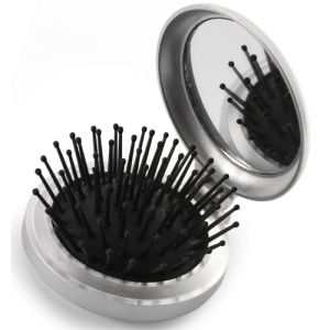 Promotional Folding Hair Brushes for Travel Marketing