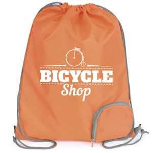 Promotional printed Drawstring Bags for merchandise gifts