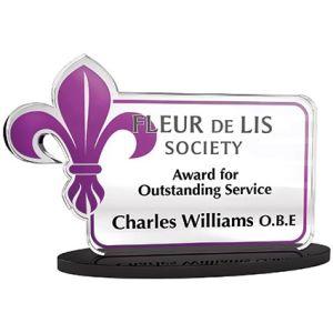 Freestanding Acrylic Award