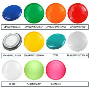 Branded Flying Disc for Festival Retail