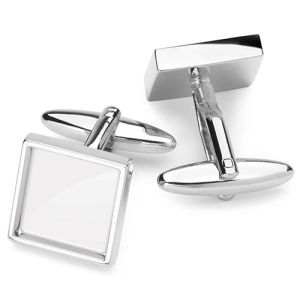 Full Colour Square Cufflinks