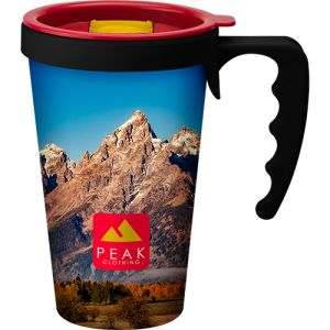 Full Colour Universal Travel Mugs