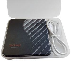 These logo-printed wireless charging pads make great additions to any marketing campaign!