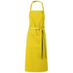 Full Length Apron in Yellow