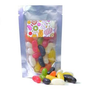 Promotional Fun Size Sweet Pouch for childrens merchandise