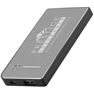 Corporate branded power bank for events