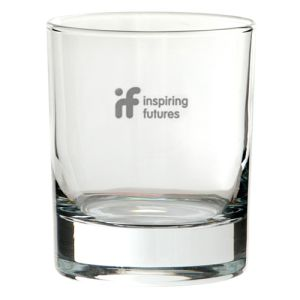 Promotional Etched Glass Tumblers for Restaurants