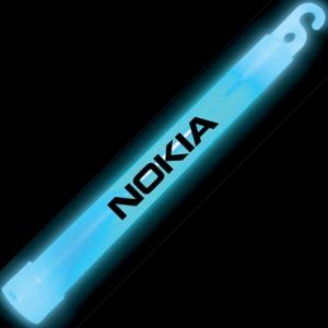 Custom printed glow sticks for night promotions