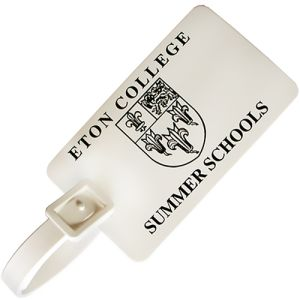 Gnalvic Luggage Tags in White