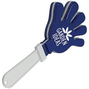 Promotional hand clapper for events