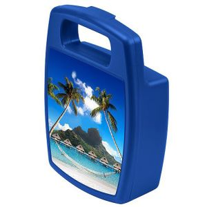 Printed Lunch box with Corporate Designs