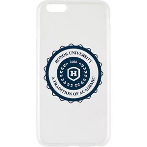 Hard Case iPhone 6 Covers in Transparent