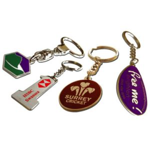 Promotional Keyrings for Business Merchandise