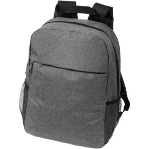 Heathered Computer Backpacks in Grey