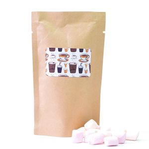 Hot Chocolate with Marshmallow Craft Packs