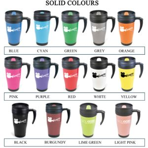 Custom Thermal mugs for businesses
