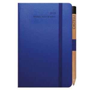 Promotional journal for company desks