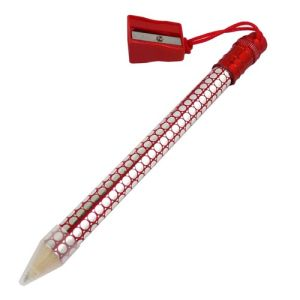 Promotional Jumbo Pencil with Sharpener for School Campaigns
