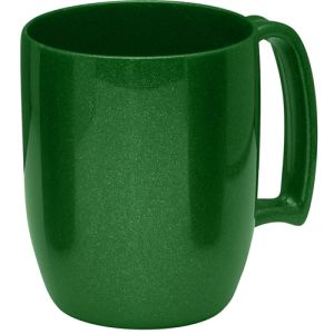 Kafo Recycled Mugs in Green