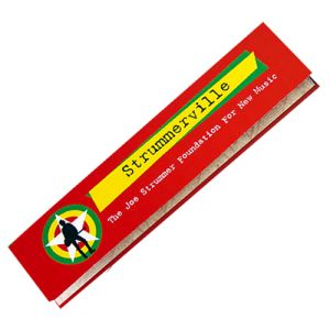 Custom Printed Kingsize Rolling Papers with logo