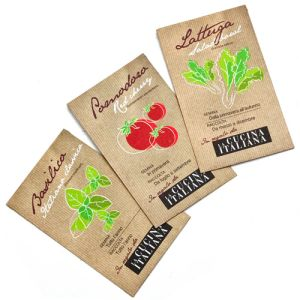 Branded Seed Packets for Summer Marketing
