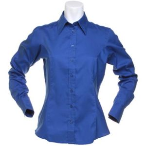 Kustom Kit Ladies Long Sleeve Shirts