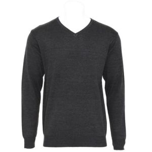Kustom Kit Arundel Mens V Neck Sweatshirts