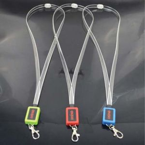 Personalised Light Lanyard for Exhibition Products