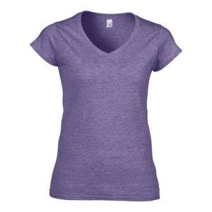 Ladies Gildan V Neck T-Shirts