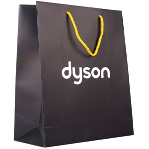 Promotional Large Rope Handle Paper Bags with company logos