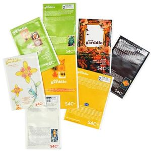 The result? Each promotional seed packet will generate extra awareness for your business!