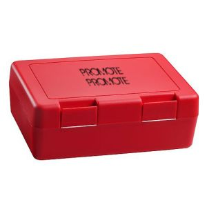 Promotional Large Snap Lunch Boxes for School Merchandise
